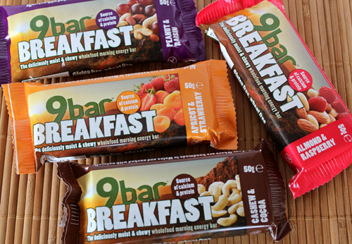 9Bar Breakfast