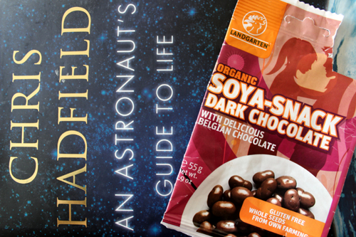 Landgarten Dark Chocolate Soya Snack