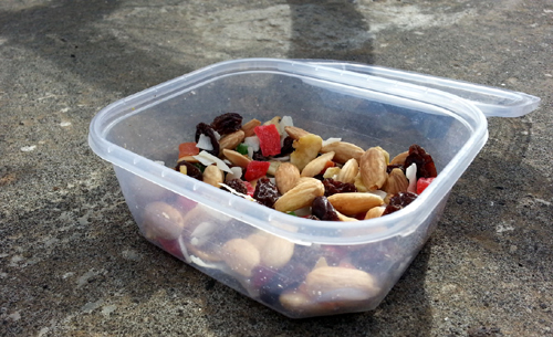 Trail Mix in Lanzo