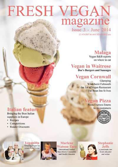 Fresh Vegan June 2014 Issue
