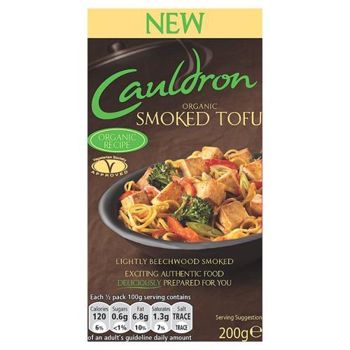 Caudron Smoked Tofu