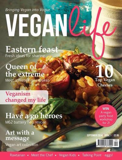 Vegan Life issue 1 - 400