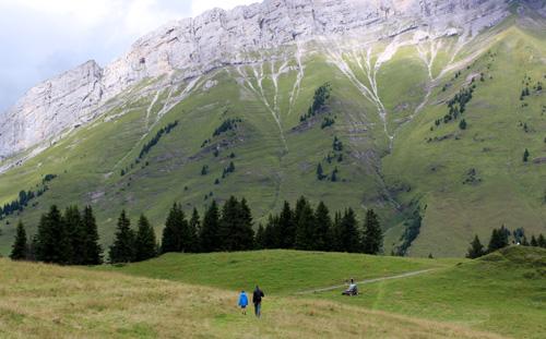 Col de la Croix Fer Hike