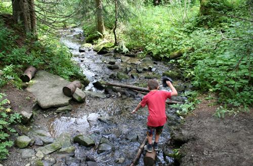 Hiking - Beauregard to La Clusaz