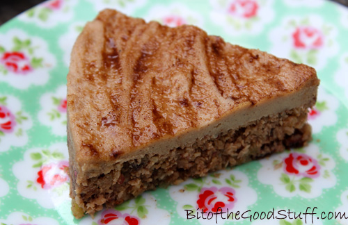 Apple & Walnut Cake (Raw / No Bake)