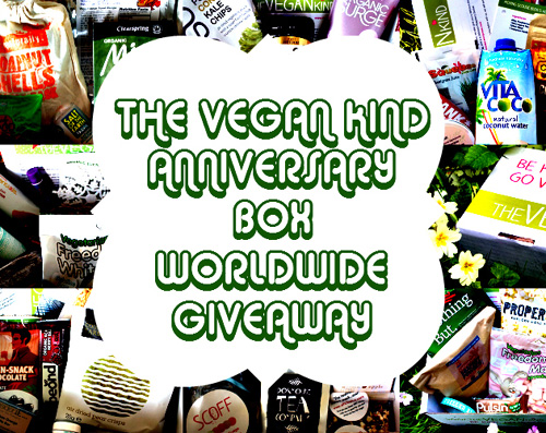 TVK Anniversary Box Giveaway