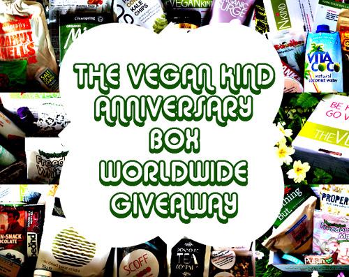 TVK Anniversary Box Giveaway