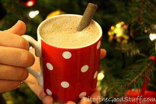 Orange Spiced Hot Chocolate