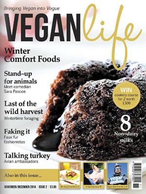 Vegan Life Issue 2 300