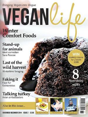 Vegan Life Issue 2 300