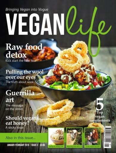 Vegan Life Issue 3