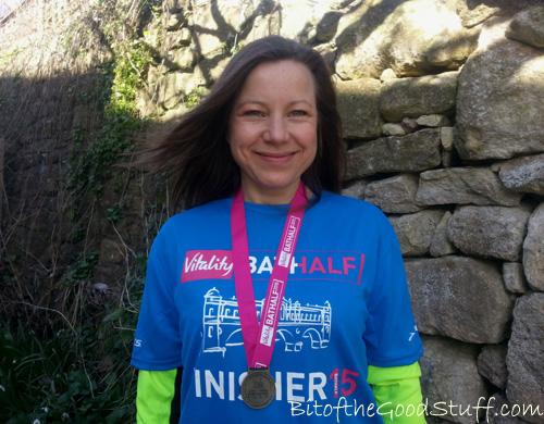 Bath Half 2015 - I did it!