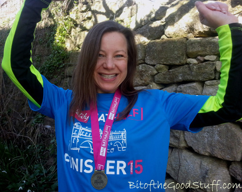 Bath Half 2015 - I did it!