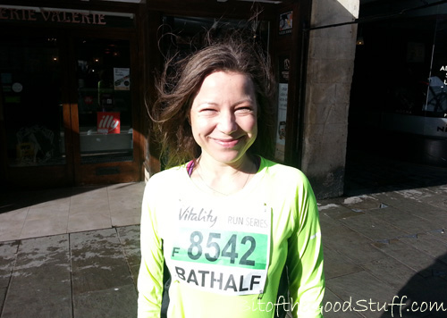 Bath Half 2015 - before shot