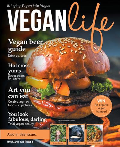 Vegan Life Issue 4