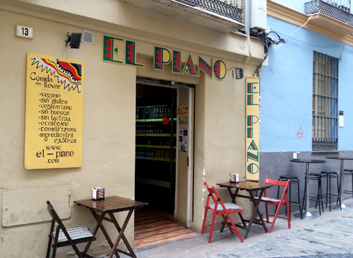 El Piano Malaga