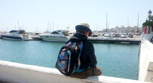 Lil L in Marbella