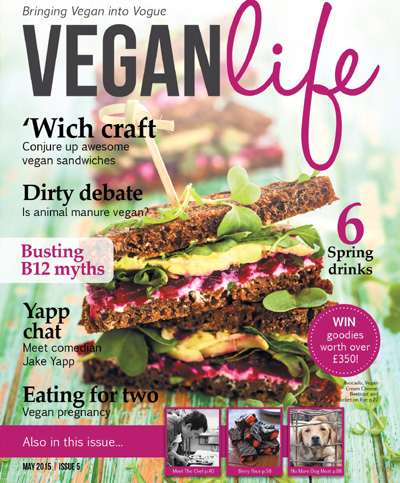 Vegan Life Issue 5