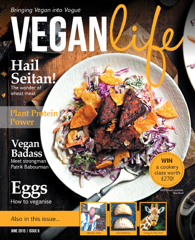 Vegan Life Issue 6