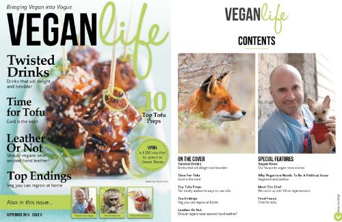 Vegan Life Issue 8