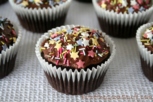 ... Basic Chocolate Cupcake in Vegan Cupcakes Take Over the World