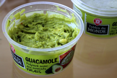 French Guacamole