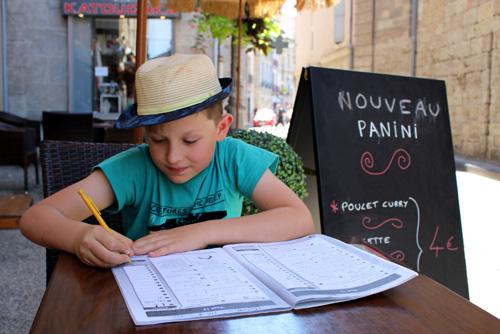 Lil L at Pezanas Cafe
