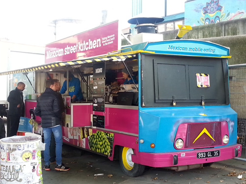Southbank Mexican Street Food Truck