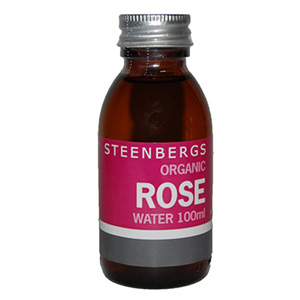Steenbergs Organic Rose Water