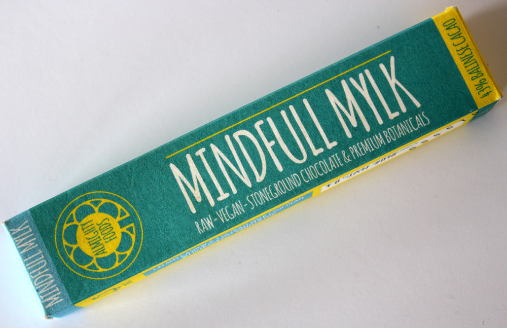Almighty Foods Mindful Mylk Bar TVK24