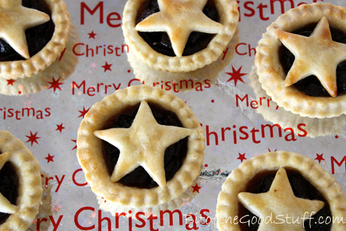 Easy Vegan Mince Pies