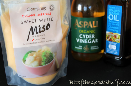 Sweet White Miso