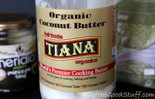 Tiana Coconut Butter