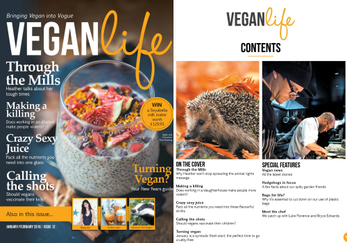 Vegan Life Issue 12