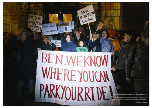 Activists, Bath Meadows