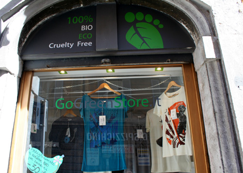 Go Green Store