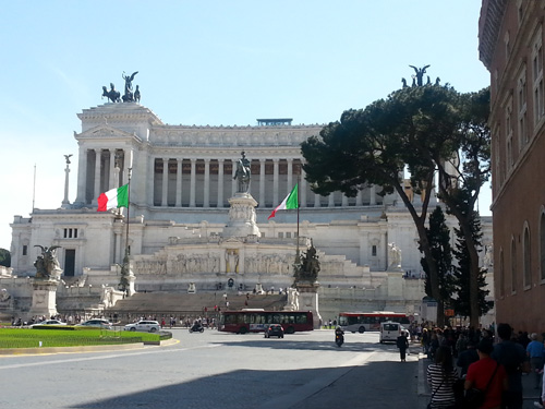 Rome sight seeing