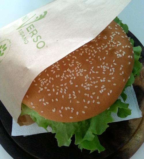 Universo Vegano Burger