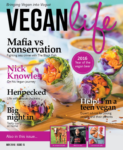 Vegan Life Issue 15