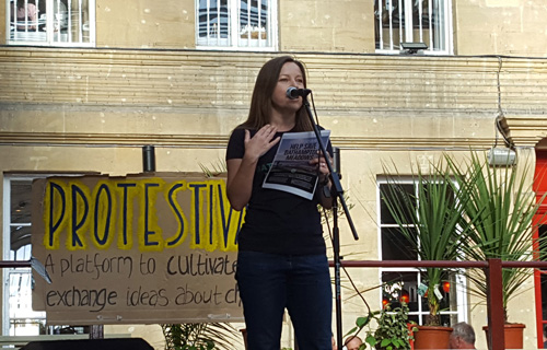 Protestival July 2016
