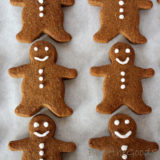 Gingerbread Men (Dairy-free / Vegan)