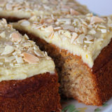 Delicious Orange & Almond Cake (Dairy-free & Vegan)