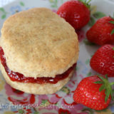 English Scones & Vegan Cream Teas!